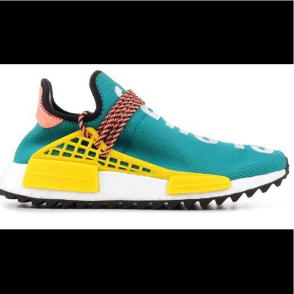 sports shoes 9ddcc 9c7fb Pharrell Williams Human Race NMD